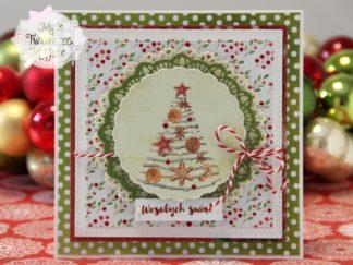 kartka świąteczna Boże Narodzenie